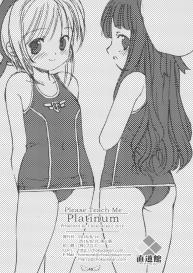 Please Teach Me Platinum (Cardcaptor Sakura) [English] #50