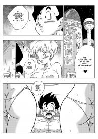 [Yamamoto] LOVE TRIANGLE Z PART 2 – Let's Have Lots of Sex! (Dragon Ball Z) [English] [Uncensored] #4