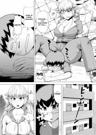 [Kizaru] HIDA-SHIBORI -Monmon Muchi Oba Body- | The Meat Wall Squeeze -With Thick Milf Bodies- [English] #149