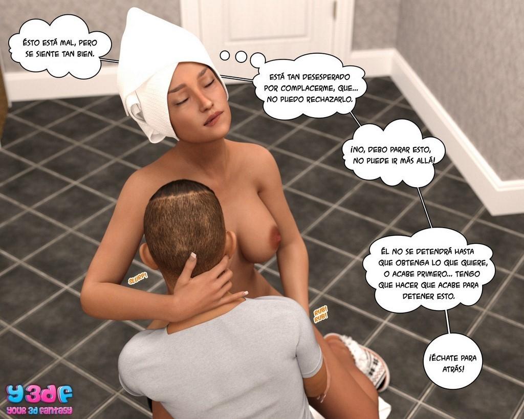 Comic de Incesto Y3df The Tan parte 3 | Vercomicsporno